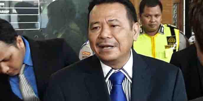 Otto Hasibuan Mundur karena Setya Novanto Tak Jujur