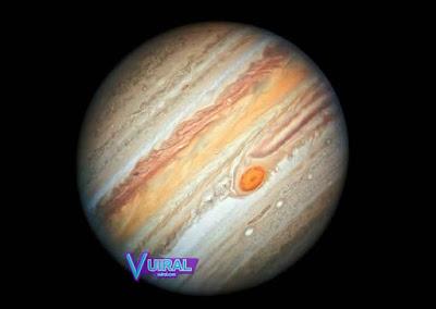Gambar Planet Jupiter Dan Ciri Cirinya