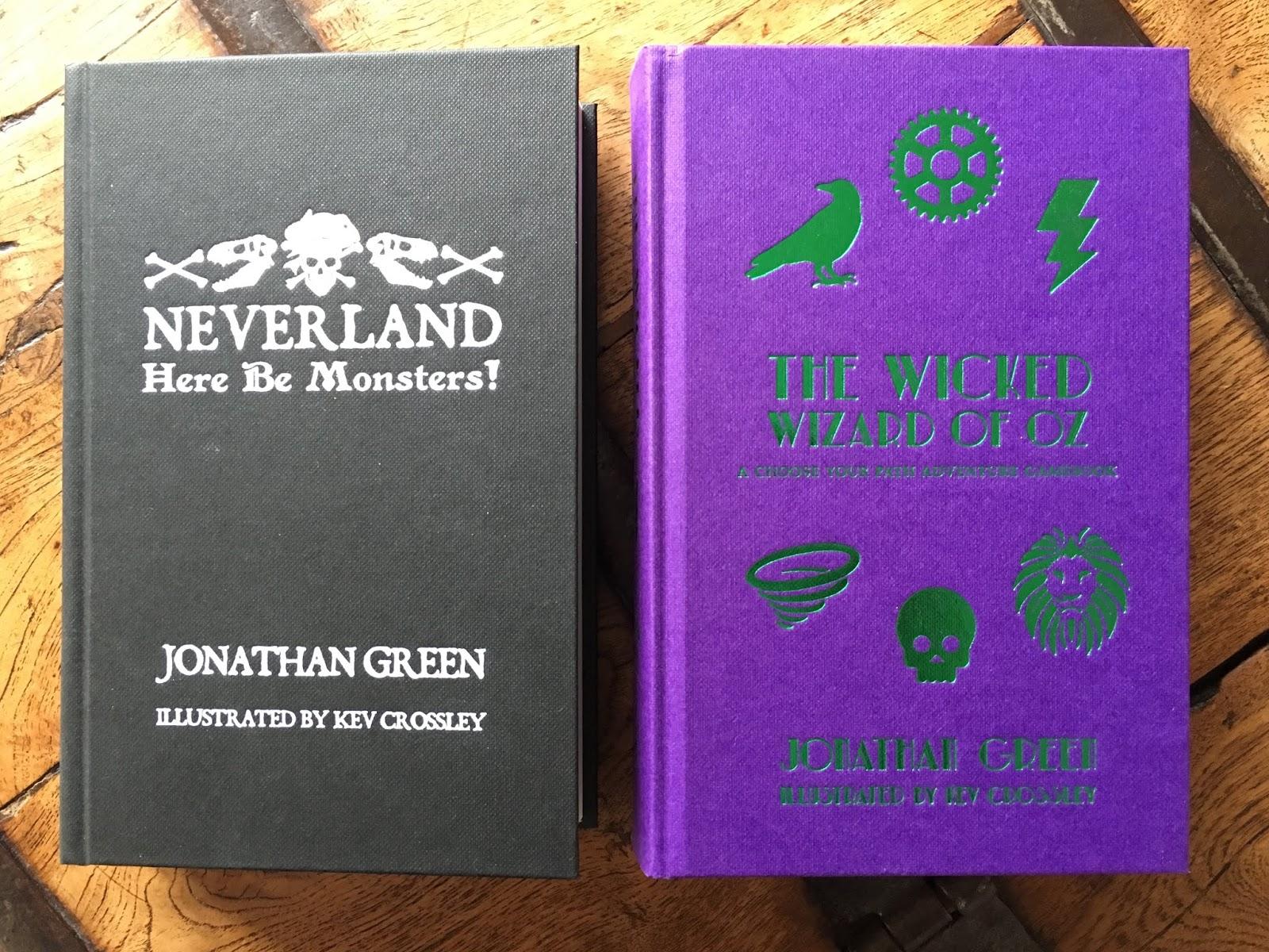 Vos dernières acquisitions - Page 13 Neverland%2Band%2BOz