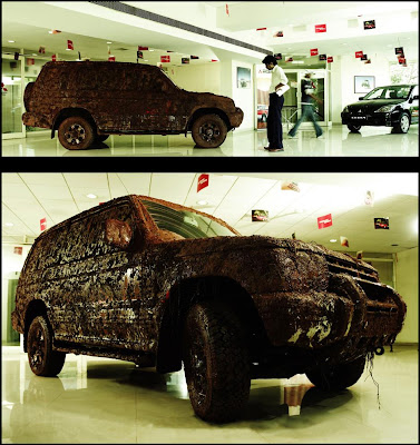 Clever and Creative SUV Advertisements (15) 6