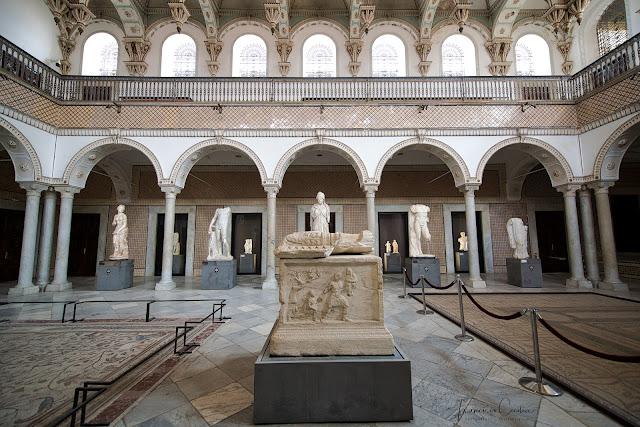 Viajes_Fotografia_Museo_Bardo