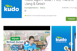 Cara Menggunakan Aplikasi Kudo Agen Di Android Kumpulan Remaja
