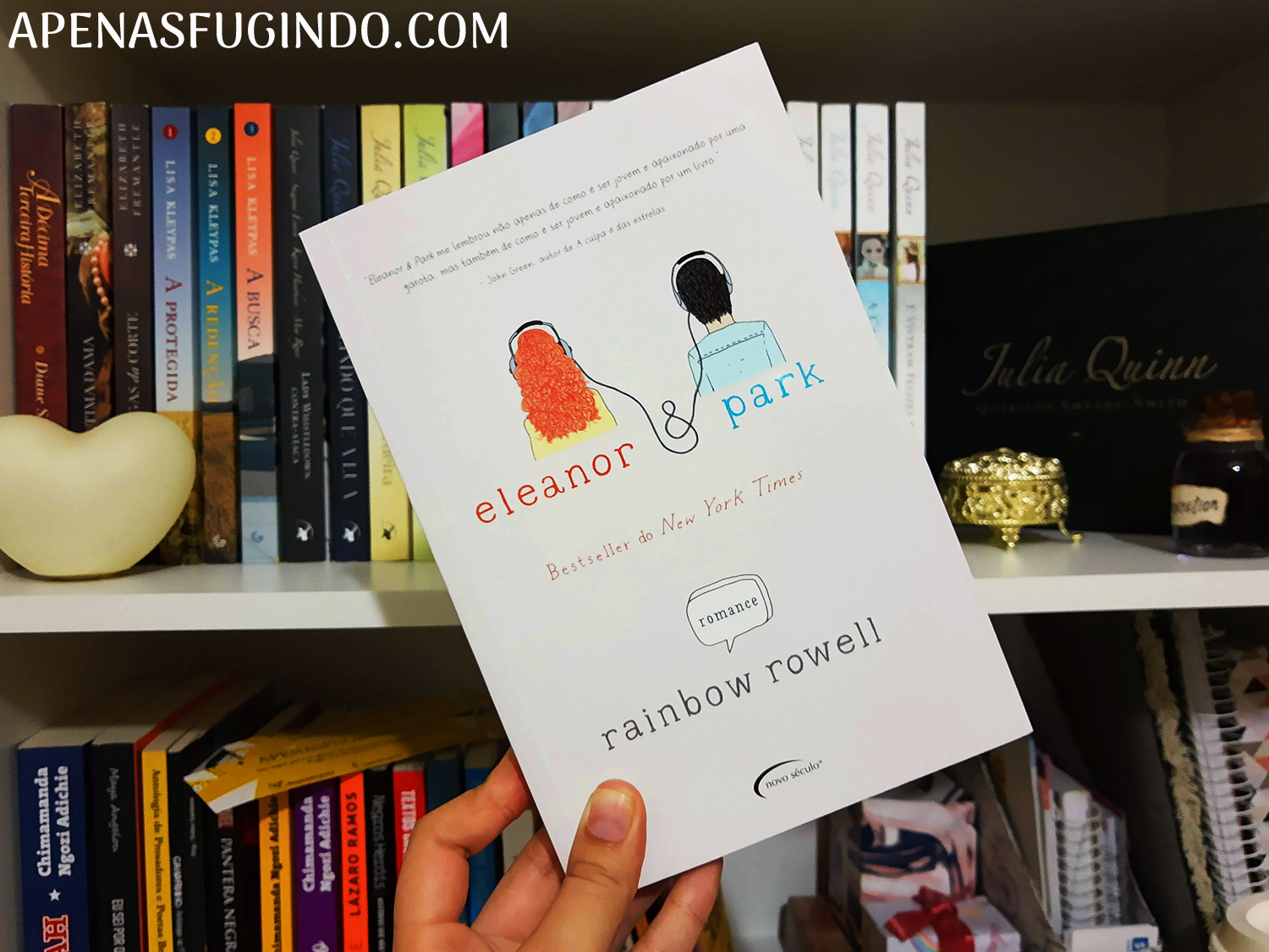 Eleanor e Park Rainbow Rowell