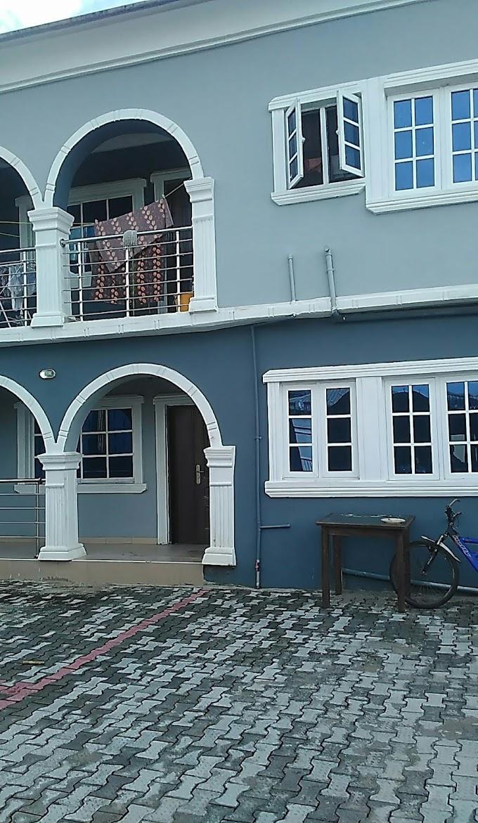 2 Bedroom flat Apartment for Rent at Ogunfayo