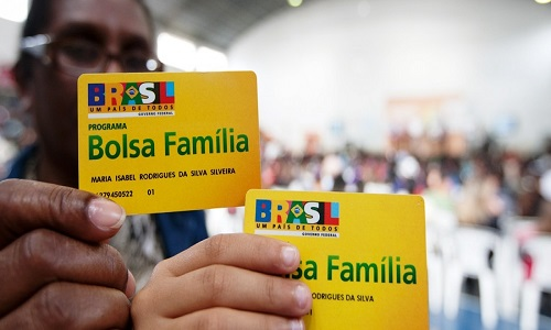 CORTES DO BOLSA FAMÍLIA
