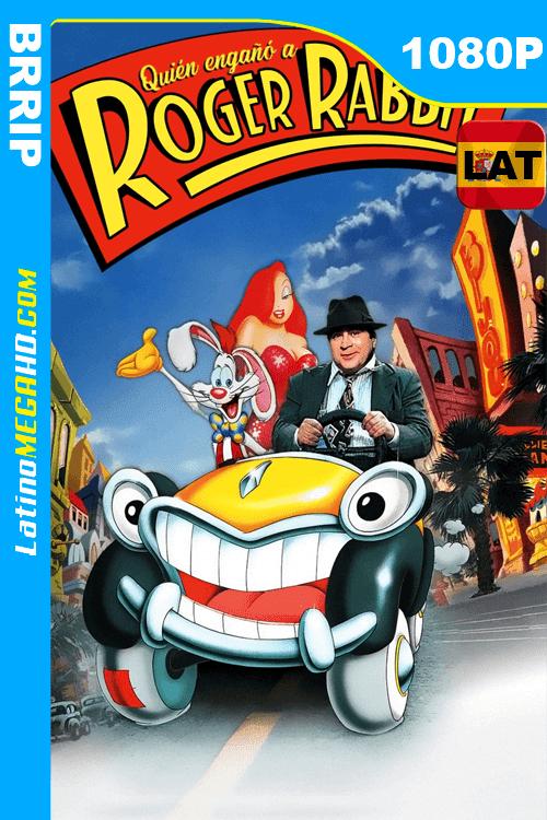 ¿Quién engañó a Roger Rabbit? (1988) Latino HD BRRIP 1080P ()
