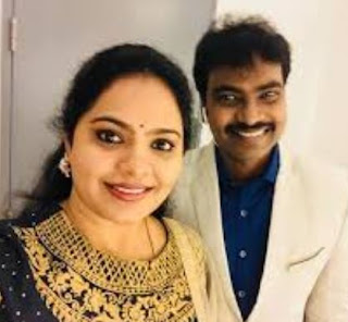 Gopika Poornima Singer Family Husband Parents children's Marriage Photos