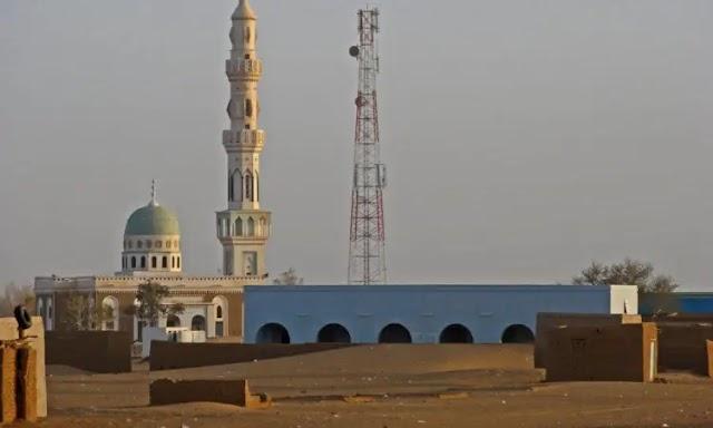 Igreja é destruída novamente no Sudão