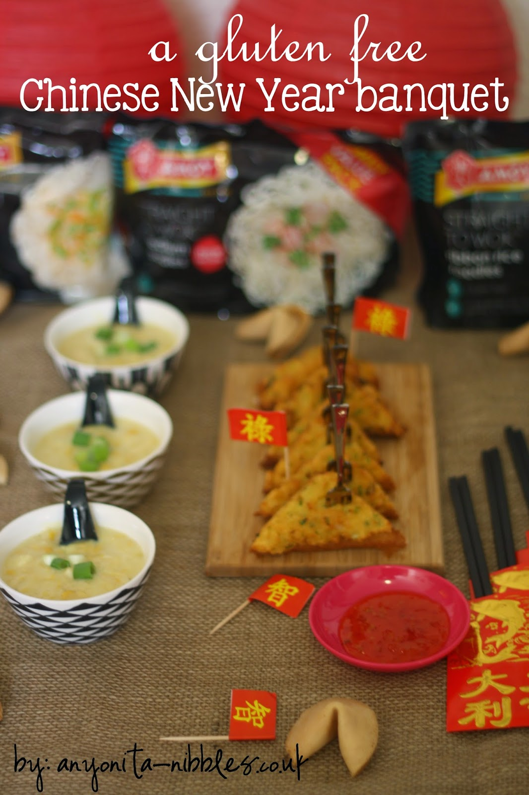 A Gluten Free Chinese New Year Banquet from Anyonita-nibbles.co.uk