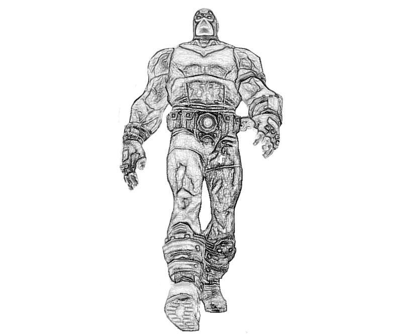 Batman Arkham City Bane Armor | Yumiko Fujiwara