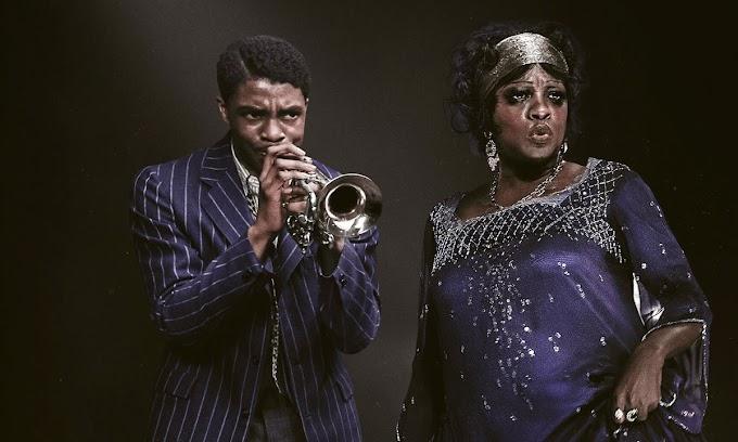 "Crítica | ""A Voz Suprema do Blues"" e a despedida de Chadwick Boseman"