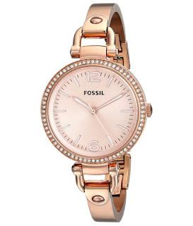ساعة فوسيل جميلة جداً