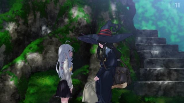 Majo no Tabitabi การเดินทางของคุณแม่มด (Wandering Witch - The Journey of Elaina: 魔女の旅々)