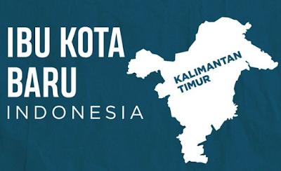 Mengenal Pulau Kalimantan, Ibu Kota Baru yang Disahkan Oleh Jokowi