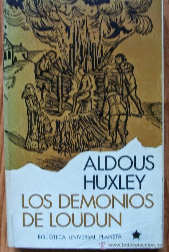 Portada del libro los demonios de ludun de aldous huxley