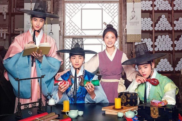 Download Flower Crew: Joseon Marriage Agency Sub Indo Batch
