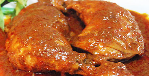 Resep Ayam Bumbu Rujak Pedas Enak dan Sederhana