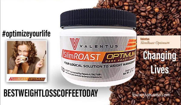 Valentus coffee review - Valentus slimming coffee review - Bacolod mommy blogger - weight loss - overweight - obesity - health - back pains - sciatica