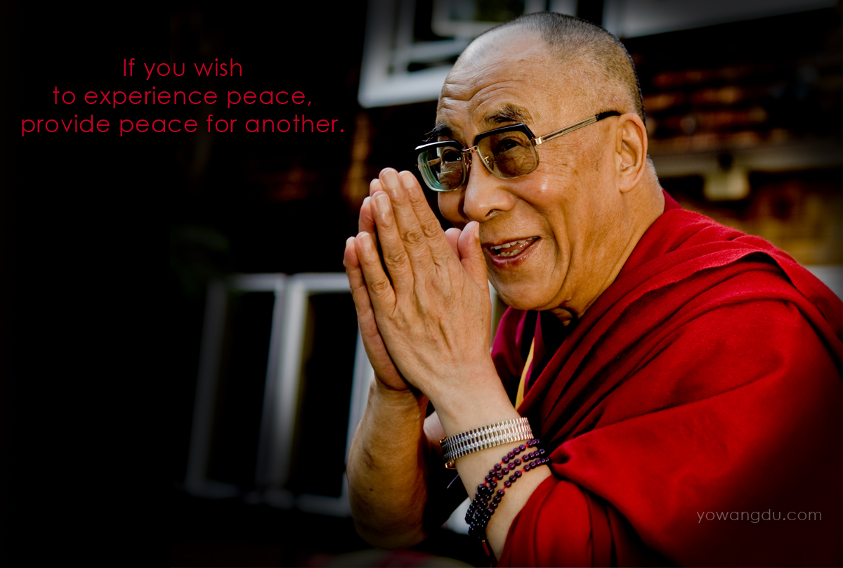 His Holiness the Dalai Lama Interview wallpapers