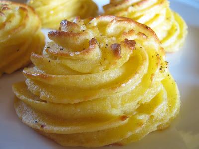 Risultati immagini per patate duchesse