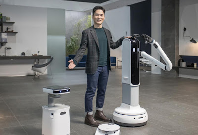 Samsung presenta productos en CES 2021