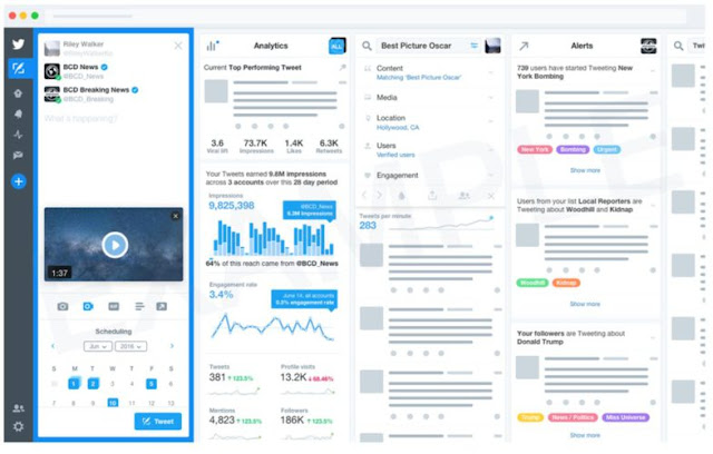 Twitter plans to launch a paid version for professionals