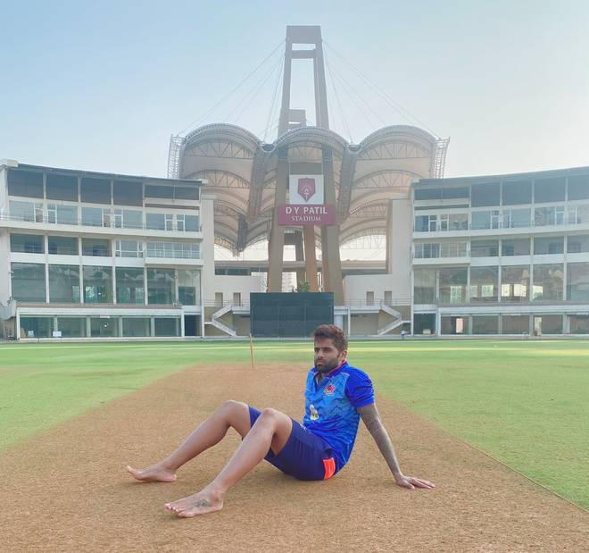 The feeling is surreal, says Suryakumar Yadav