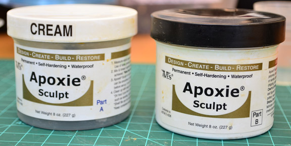 Modern Synthesist How to use epoxy putty