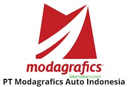 Lowongan Kerja PT Modagrafics Auto Indonesia