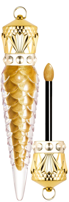 Christian Louboutin-Goldomania Loubilaque Lip Lacquer