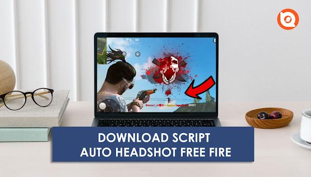 script auto headshot ff