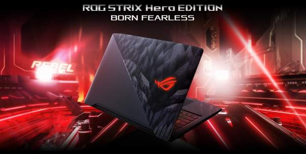 Asus ROG Strix Hero Edition, Laptop Gaming Tipis Worth It