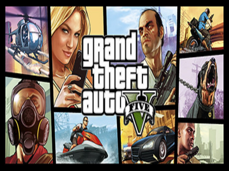 Download GTA 5 Game Highly Compressed for PC