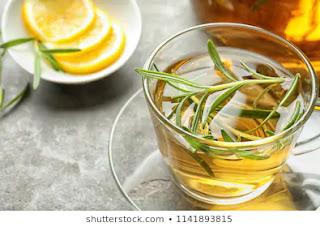 rosmarin tea
