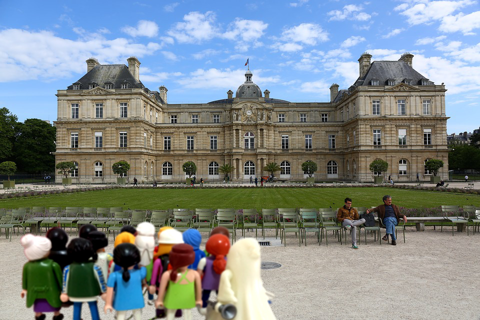 the jones are visiting le jardin du luxembourg - Le Jardin Du Luxembourg