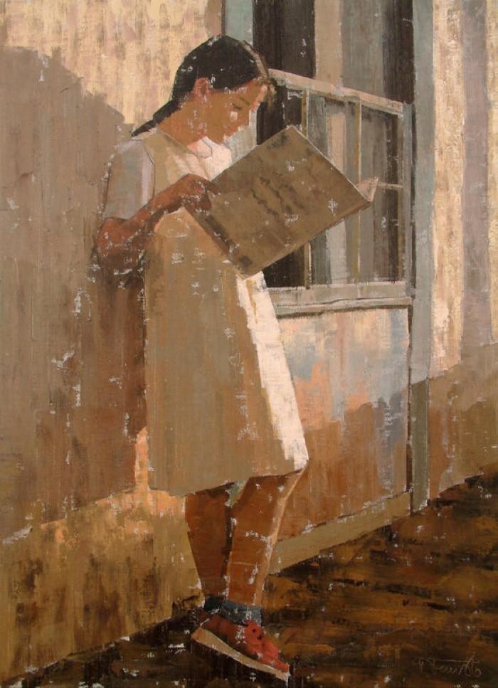 Современный испанский художник. Pedro Fausto Rodriguez Perez 15