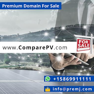 ComparePV.com Premium Domain For Sale