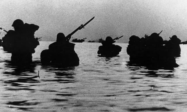 Η νύχτα που 1.000 Ιάπωνες στρατιώτες έγιναν γεύμα για κροκόδειλους