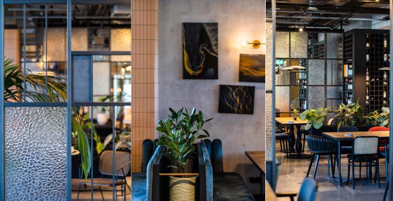 restauracja wspolwinni w srodku