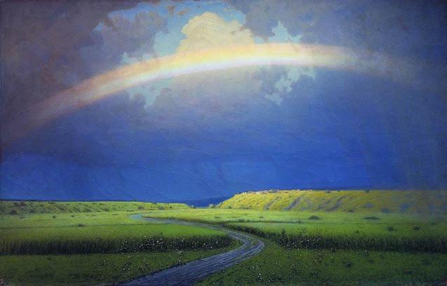 Arkhip Kuindzhi - Rainbow