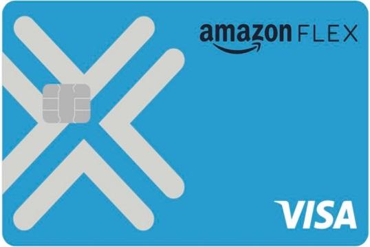 Amazon Flex Debit Card