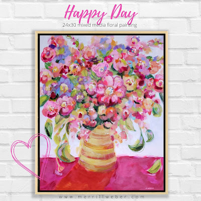 happy-day-large-floral-painting-merrill-weber