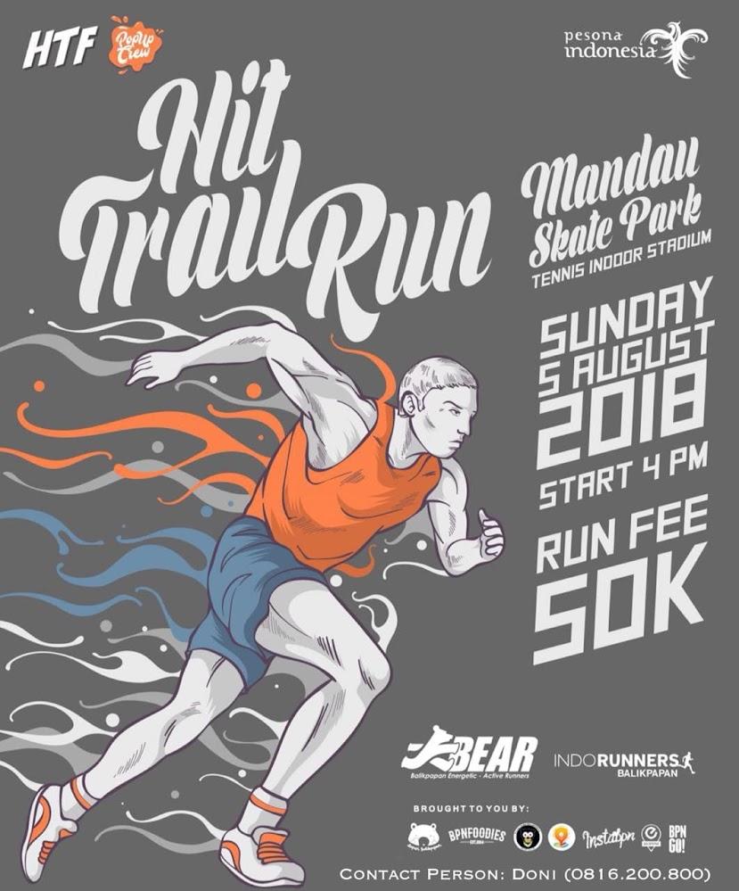 Hit Trail Run • 2018