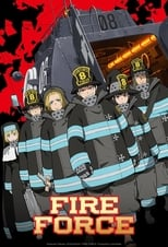 Episode 22 Sub Indo Nonton Fire Force