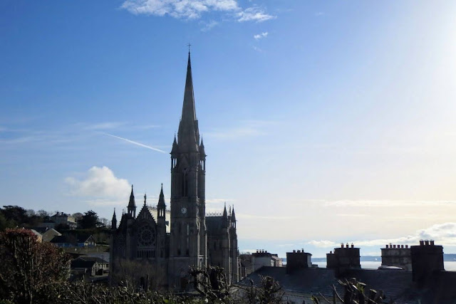 Cork to Cobh: St. Colman's Cathedral