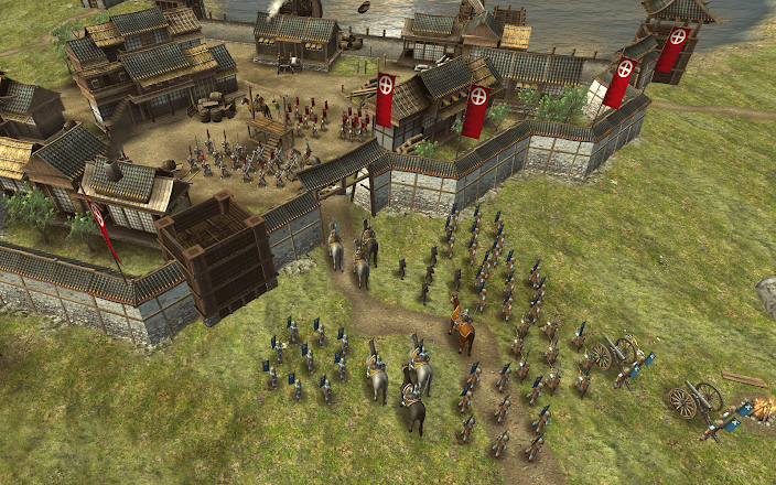 Shogun's Empire: Hex Commander Mod
