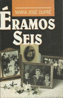 Éramos seis. Maria José Dupré. Editora Círculo do Livro (São Paulo-SP). 1995 / 1998. ISBN: 85-332-0649-6.