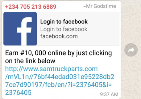 New Method Yahoo Boys Are Using To Hack People's Account