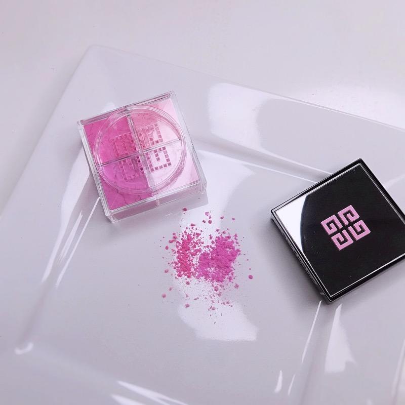 Givenchy Prisme Libre Blush Mousseline Lilas swatch