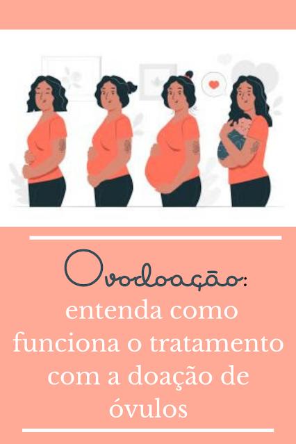 Ovodoação: entenda como funciona o tratamento com a doação de óvulos